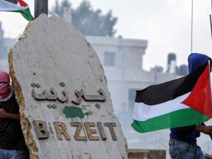 الاحتلال يقتحم سكنين للطلبة في بيرزيت