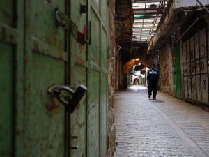 القدس إضراب شامل