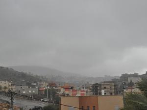 أجواء عاصفة