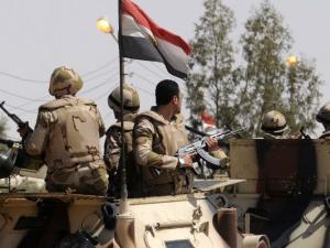 مقتل 6 جنود مصريين في سيناء