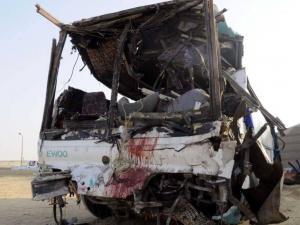 """مصر.. عشرات القتلى والجرحى بحادث """"مأساوي"""" في الجيزة"""