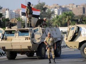 مقتل 46 مسلحا في سيناء