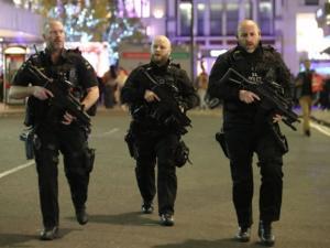 10 إصابات بإطلاق نار في مانشستر البريطانية (شاهد)
