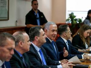 """هكذا يفكر وزراء """"الكابينت"""" الإسرائيلي تجاه حماس في غزة"""
