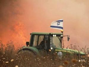 """الاحتلال يقتطع """"تعويضات أضرار الحرائق"""" من عائدات الضرائب الفلسطينية"""