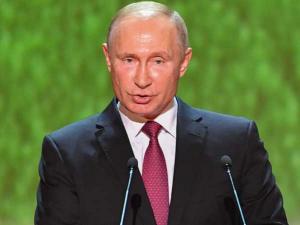 """بوتين: تعرضنا لـ""""25 مليون هجوم الكتروني"""" خلال كأس العالم"""