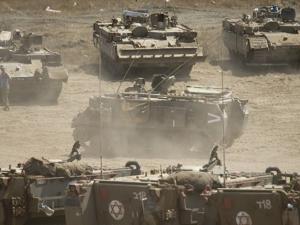 تعزيزات إسرائيلية إلى حدود غزة استعدادا لمليونية العودة