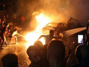 19 قتيلاً في انفجار أمام معهد الأورام بالقاهرة