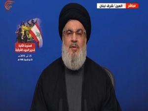 السيد نصر الله: ما جرى ليل أمس في الملفين السوري واللبناني خطير جداً جداً
