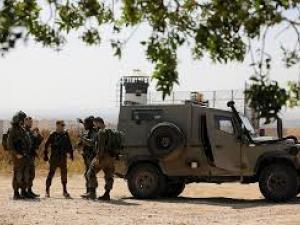 """تعزيزات """"إسرائيلية"""" شرق قلقيلية"""