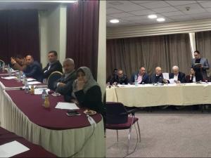 جمعية عطاء فلسطين الخيرية تعقد جمعيتها العمومية