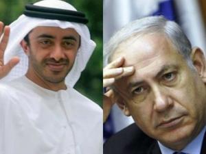 قناة إسرائيلية تكشف عن اتصالات سرية بين نتنياهو وابن زايد