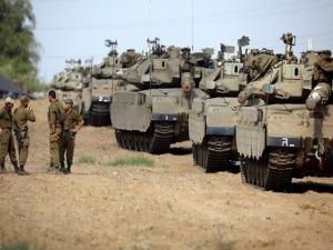 تعزيزات على حدود غزة خوفا من استهداف عمال الجدار