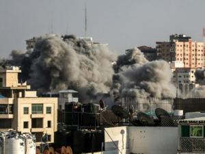 إصابتان في قصف إسرائيلي شرق رفح