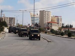 الاحتلال يقتحم حي المصايف برام الله