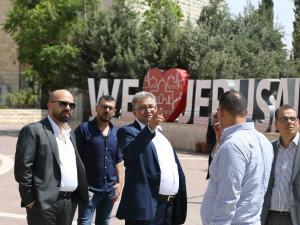 توقيع اتفاقية شراكة استراتيجية بين جامعة القدس وشركة سند للموارد الانشائية الاولى من نوعها في فلسطين
