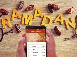 أفضل 6 تطبيقات خلال شهر رمضان