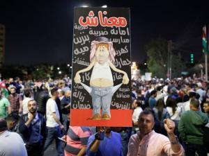 الاحتجاجات تتوقف في الأردن وشعور بالرضا يسود الشارع