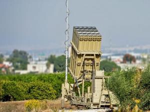 الجيش الإسرائيلي ينشر بطاريات القبة الحديدية بالجنوب
