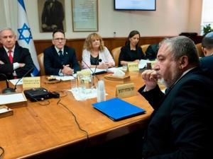 """""""الكابينت"""" الإسرائيلي يدرس الأحد خطة ميلادينوف ومصر حول غزة"""