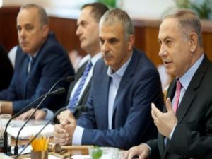 الكابنيت سيناقش التخفيف الاقتصادي عن السلطة الفلسطينية