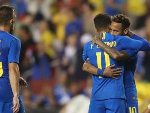 البرازيل تسحق السلفادور وديا.. والأرجنتين تتعادل (شاهد)