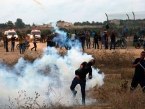 3 إصابات برصاص الاحتلال شرق غزة