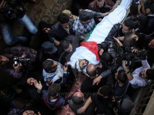 استشهاد مواطن برصاص الاحتلال في الجلزون