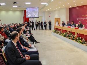 """الجمعية العمومية لـ """"بنك فلسطين"""" توافق على توزيع أرباح نقدية بقيمة 27 مليون دولار على المساهمين ورفع رأس المال الى 204 مليون دولار"""