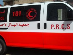 8 إصابات في حادث سير شمال رام الله