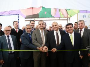 """افتتاح فعاليات معرض فلسطين التكنولوجي """"اكسبوتك 2017"""" في رام الله"""