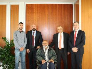 مجموعة الاتصالات تدعم قرية العقبة لتمويل شراء أجهزة طبية