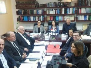 """اعتقال مسؤول كبير.. علاقات جنسية مقابل تعيين قضاة في """"إسرائيل"""""""