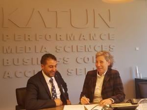 توقيع اتفاقية استحواذ حصرية لوكالة كاتون العالمية في السوق الفلسطيني