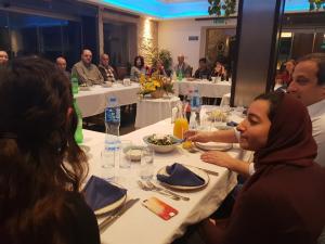 البنك الوطني يقدم رعايته للعام الثاني على التوالي لوفد طلابي من جامعة أوكسفورد لزيارة فلسطين