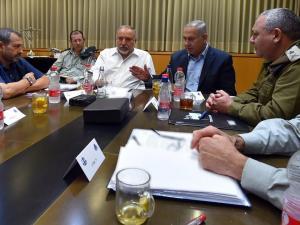 اجتماع رابع للكابينت الإسرائيلي
