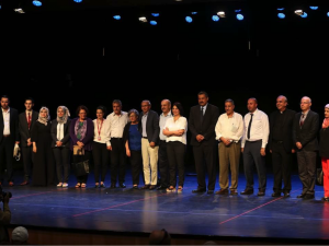الاحتفال باختتام مشاريع التوعية البيئية لطلبة مدارس مدينة رام الله للعام الدراسي الحالي بدعم من بنك فلسطين