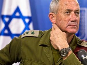 غانتس: نتنياهو ليس قويًا سوى بالتصريحات أمام حماس