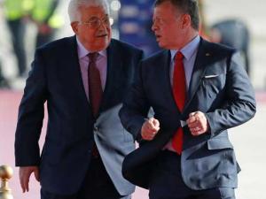هذا ما ناقشه عباس خلال لقائه بالملك الأردني في عمان