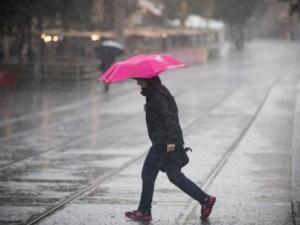 انخفاض على درجات الحرارة وهطول أمطار
