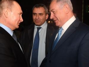 على رأس وفد عسكري رفيع.. نتنياهو يتوجه إلى موسكو الخميس المقبل