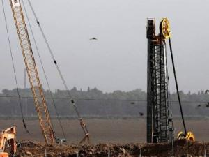 واللا: إحراز تقدم كبير في بناء جدار الفصل العنصري شرق قطاع غزة