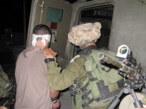 اعتقال أسير محرر