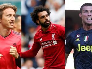 صلاح في القائمة النهائية لمرشحي أفضل لاعب في العالم