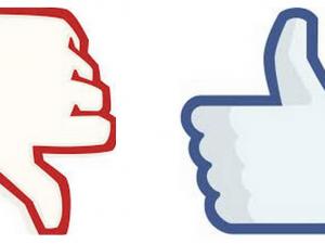 """"""" فيسبوك"""" تختبر خاصية جديدة للتعبير عن الرأي السلبي في المشاركات"""