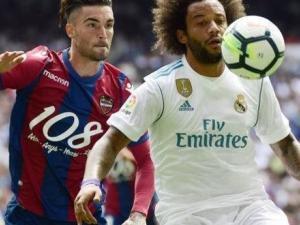 ريال مدريد يواصل تعثره ويسقط في فخ التعادل مع ليفانتي