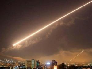 مصدر أمني سوري: إسقاط طائرة مسيرة إسرائيلية