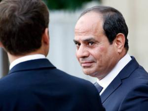ماكرون: الحريات في عهد السيسي أسوأ من عهد مبارك