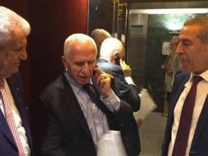 """وفد """"فتح"""" يجتمع مع رئيس المخابرات المصرية في القاهرة فماذا بحثوا؟"""