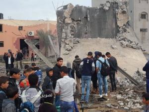 نائب ميلادينوف يصل غزة